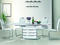 Стол раскладной FANO белый 180(240)x100 (Signal), фото 1