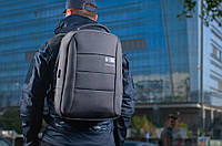 M-TAC РЮКЗАК URBAN LINE ANTI THEFT PACK DARK GREY, фото 1