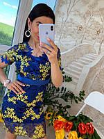 Женское нарядное  платье  Класса  Люкс