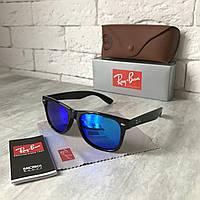 Солнцезащитные очки RAY BAN Wayfarer 2140 синий Polarized
