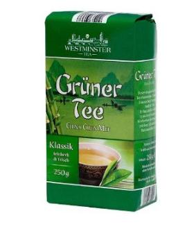 Чай зеленый Westminster Gruner Tee klassik 250 г, фото 2