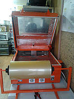 Аппарат упаковочный термоусадочный  АУ-3 (камера термоусадочная) для упаковки коробок типа экран