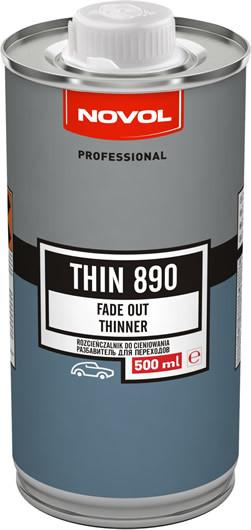 Разбавитель для переходов Novol Thin 890, 500 мл