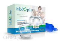 Банки Med-Plus з ергономічним насосом 12 шт