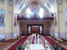 Автономное электрическое отопление в Церкви св. Параскевы - 1926 г., Тернопольская область, с. Мухавка, улица Грушевского
