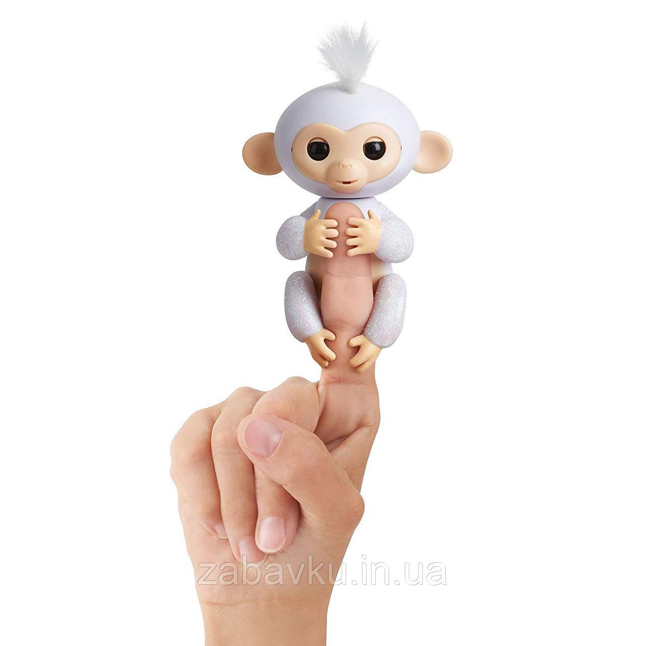 Фінгерлінз інтерактивна мавпочка WowWee Fingerlings