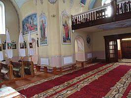 Автономное электрическое отопление в Церкви св. Параскевы - 1926 г., Тернопольская область, с. Мухавка, улица Грушевского  3