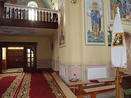Автономное электрическое отопление в Церкви св. Параскевы - 1926 г., Тернопольская область, с. Мухавка, улица Грушевского  2
