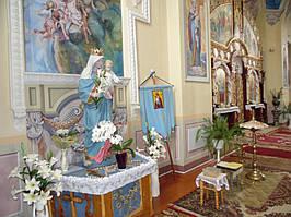 Автономное электрическое отопление в Церкви св. Параскевы - 1926 г., Тернопольская область, с. Мухавка, улица Грушевского  4