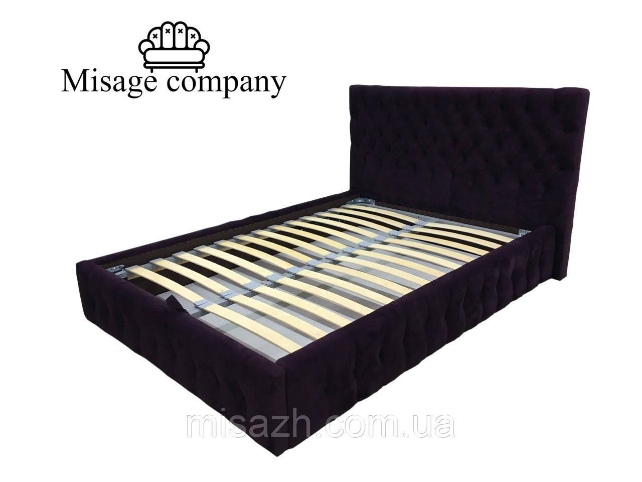 """Кровать -""""Синди""""Рамка ламель без бельевого ящика."""