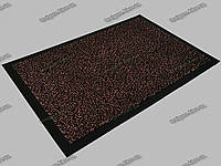 Грязезащитный ковер Париж коричневый 60х90 см