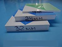 Сендвіч панель КТМ 10*1500*3000 (0,6 / 0,6мм) двустороння біла