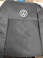 Чехлы на Volkswagen Crafter (1+1) 2006- / авто чехлы Фольксваген Крафтер (эконом)