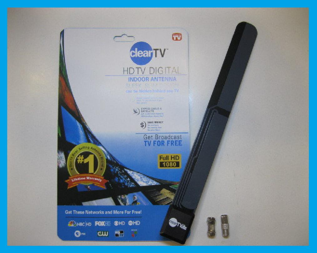 TV- антена 012 Clear tv!Хит цена