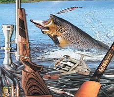 Полювання, риболовля, туризм