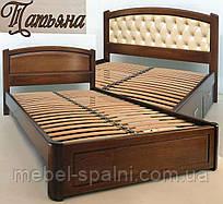 Кровать подростковая детская 80х190 «Татьяна» с ящиками белая из дерева от производителя