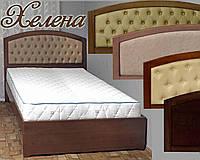 Кровать подростковая детская 80х190 «Хелена» с ящиками белая из дерева от производителя