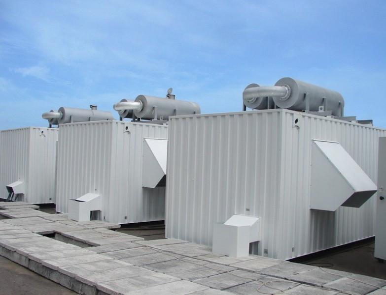 Синхронизация генераторов (параллельное подключение электростанций)