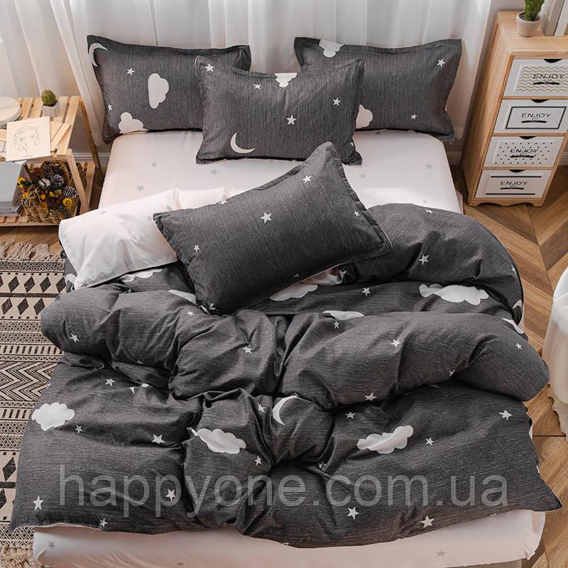 Полуторный комплект постельного белья Night Sky