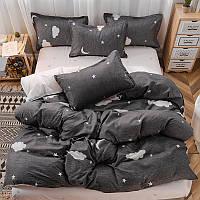 Полуторный комплект постельного белья Night Sky, фото 1