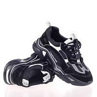 Стильные женские кроссовки  Lonza 8282 BLACK весна 2020, фото 1
