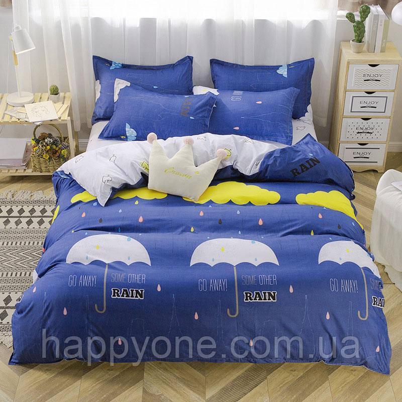 Полуторный комплект постельного белья Rain