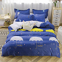 Полуторный комплект постельного белья Rain, фото 1