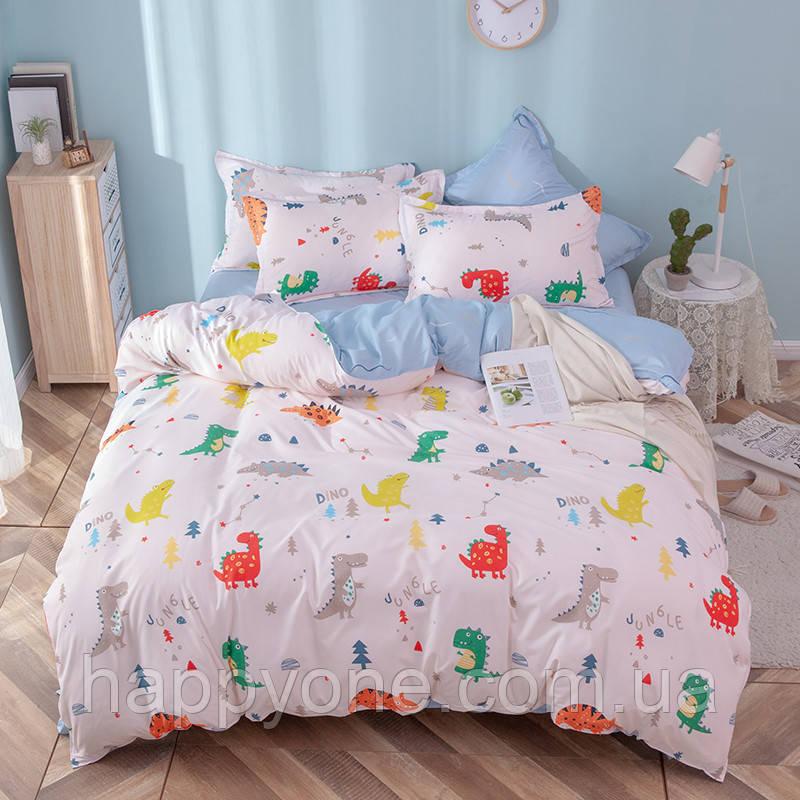 Полуторный комплект постельного белья Dino