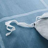"""Полуторный комплект постельного белья """"Дельфин и котенок"""" (хлопок), фото 5"""