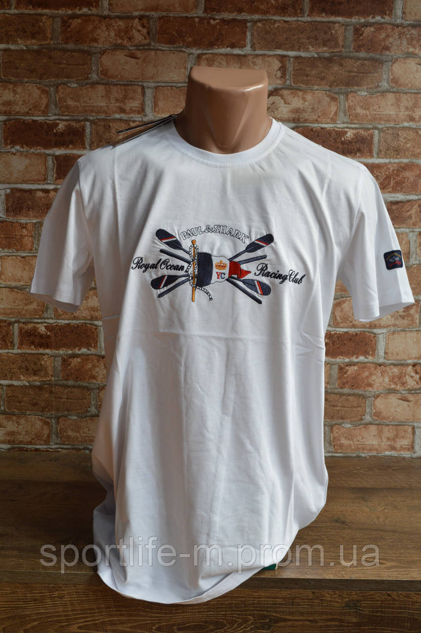 5013-Мужская футболка Paul Shark-2020