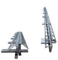 Профили деформационных швов, бета-профиль 160 мм.