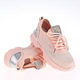 Женские легкие кроссовки Lonza HLN912 PINK ВЕСНА 2020 /// 912 pink (PP), фото 2