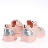 Женские легкие кроссовки Lonza HLN912 PINK ВЕСНА 2020 /// 912 pink (PP), фото 3