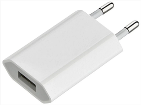 СЗУ - Адаптер Iphone 4s(1000mAh) белый