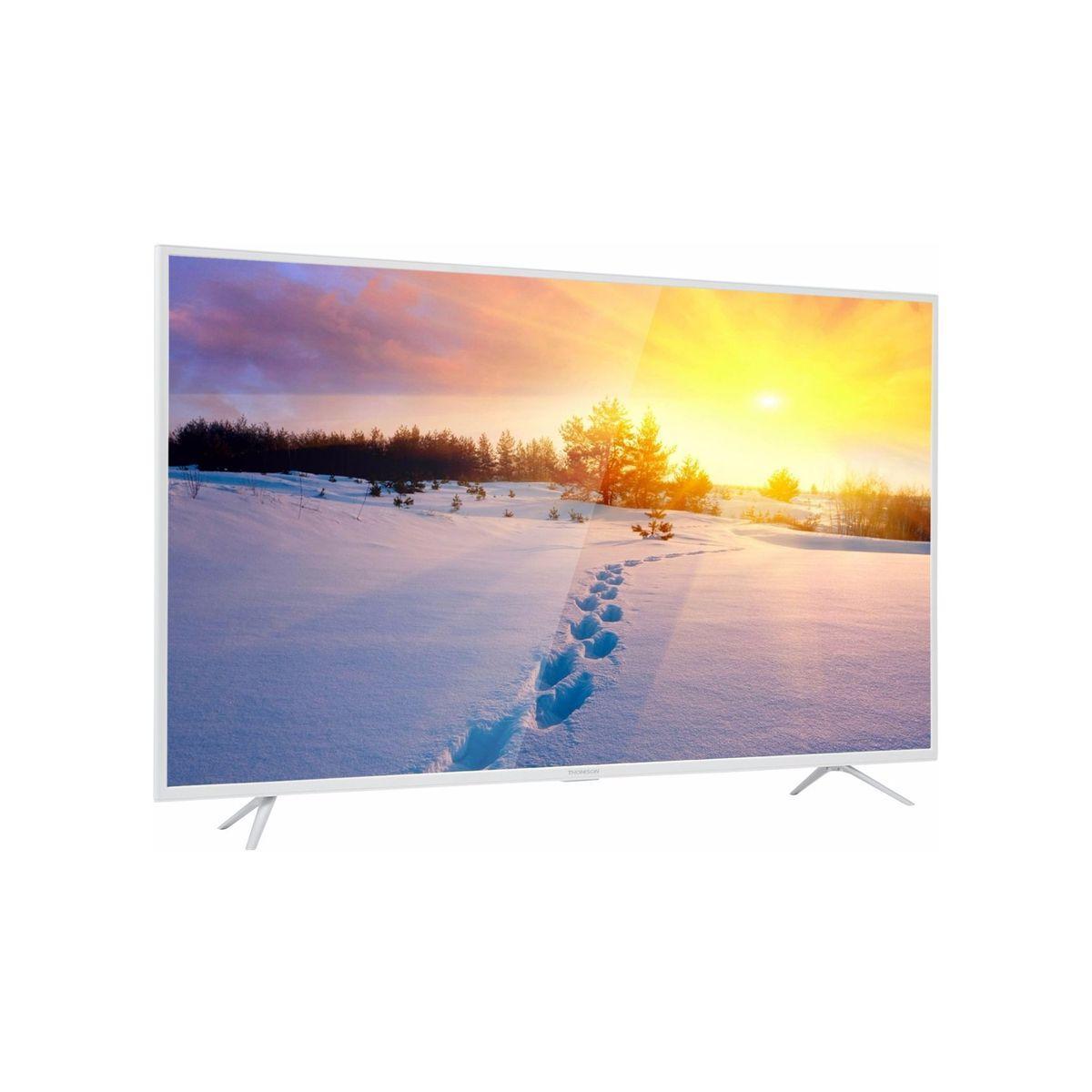 Телевизор Thomson 50UA6406W (50 дюймов / 1200Гц / Ultra HD / 4K / Smart TV / Android / Wi-Fi / DVB-T2/S2)