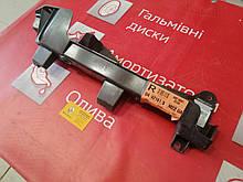 Кронштейн крепления крыла (усилитель) правый Renault Kangoo 2 (Original 631226477R)