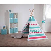 Деревянная палатка TIPI  Blue-Big 130077204 Джон, фото 1
