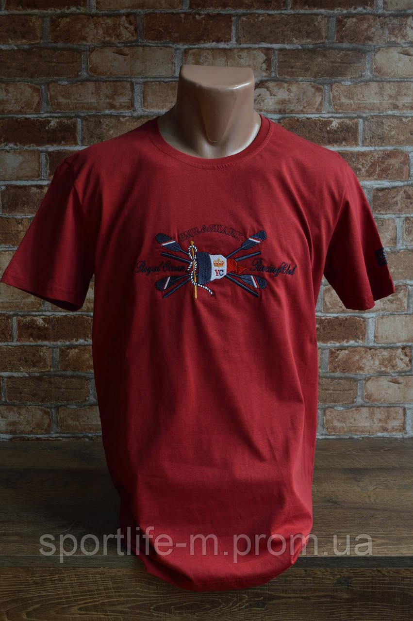 5011-Мужская футболка Paul Shark-2020