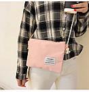 Рюкзак набор женский 3в1 ( клатч, пенал) розовый (AV237), фото 3
