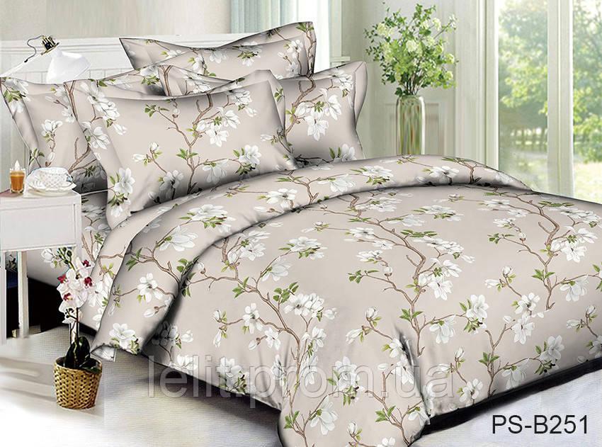 Комплект постельного белья двуспальный PS-B251