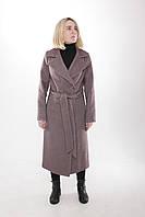 Пальто женское Л-600 коричневый