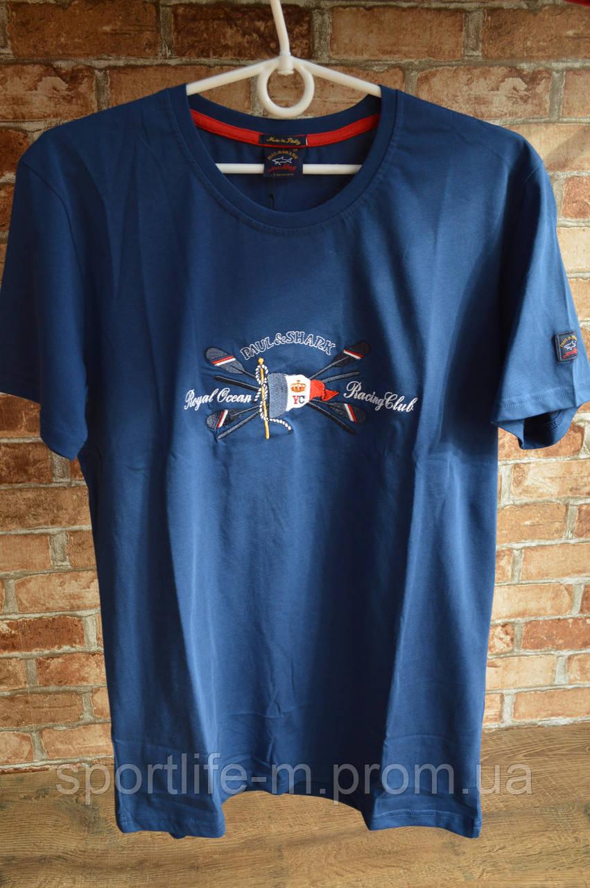 5044-Мужская футболка Paul Shark-2020/Джинс