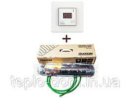 Нагреватальний мат Ryxon HM-200 (1.5м2) с цифровым терморегулятором Terneo ST (KIT 4903)