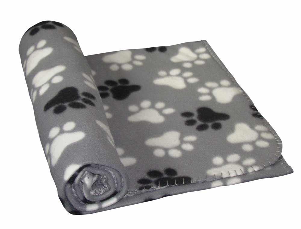 Флисовый плед для собак и котов, 70*100 см, Nobby
