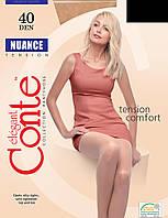 Колготки женские Conte Nuance 40 den Nero 2