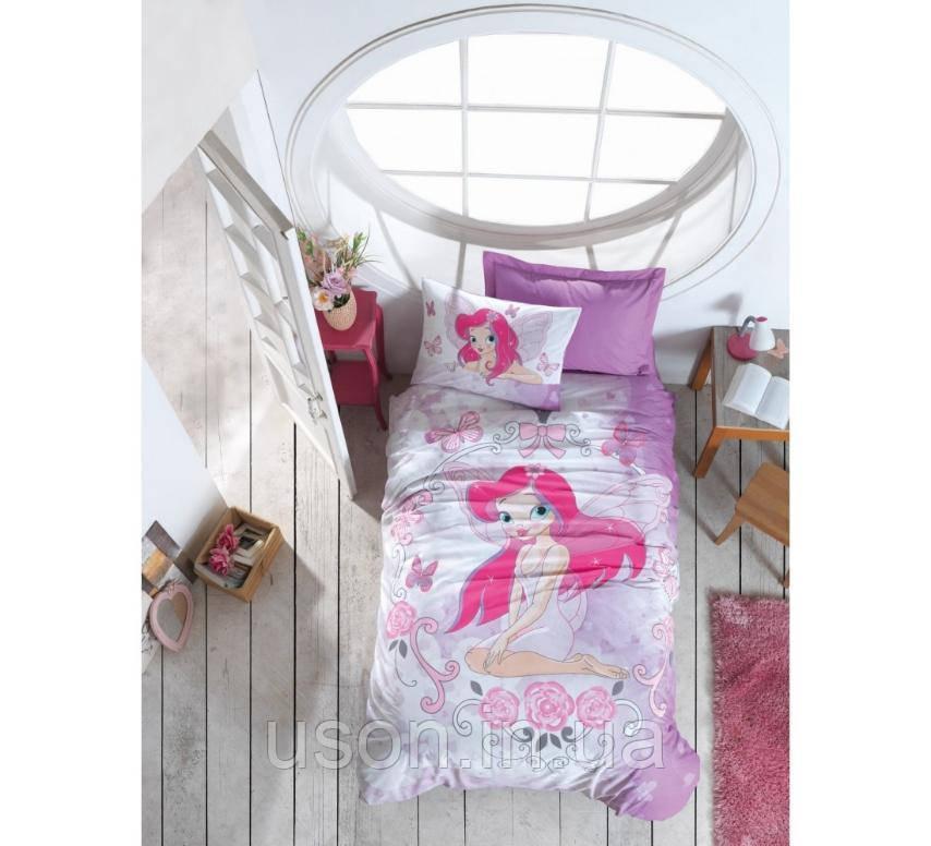 Постельное белье детское TM Cotton box Fairy Lila