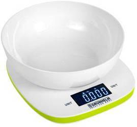Весы кухонные Grunhelm KES-1PP