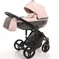 Детская коляска 2 в 1 Tako Junama Diamond 10 Нежно-розовая 13-JD10, КОД: 287213
