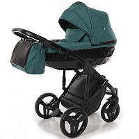 Детская коляска 2 в 1 Tako Junama Diamond 08 Бирюзовый 13-JD08, КОД: 287212