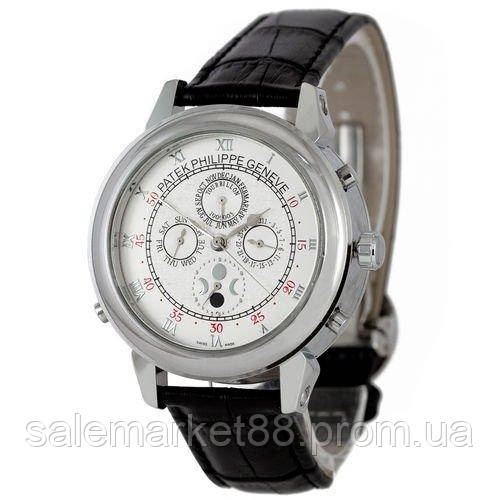 Patek Philippe Grand Complications 5002 Sky Moon Black-Silver-White